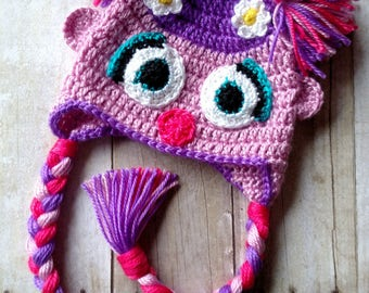 Abby Cadabby Inspired Hat