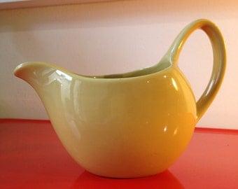 Vintage 60's Midwinter Stylecraft Fashion Shape milk jug