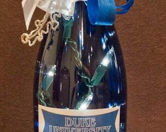 Duke University Bottle Light