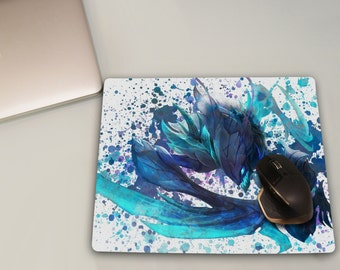 Kha'Zix Mouse Pad, League of Legends Mousepad, League of Legends,League of Legends Art,Game Mouse pad,Play mat,Anime Gifts, Geek Gadget