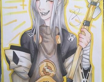 Izana Fire Emblem Fates