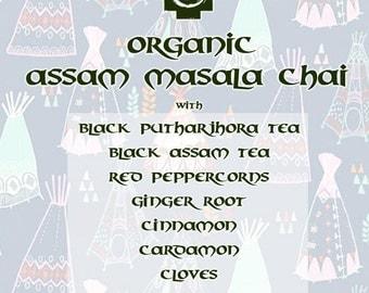 Assam Masala Chai Tea Blend