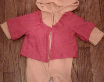 Winnie the Pooh Cosplay For Babies