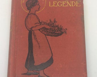 Kinder-Legende 1899 by Th. Berthold Published by Benziger Brothers & Co