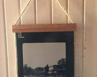 Record Art Display