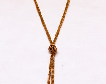 Necklace 'golden chain'