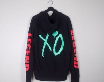 The Weeknd XO Legend of the Fall Pullover Hoodie