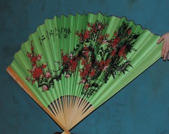 Giant Geisha Fan