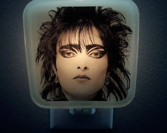 Siouxsie Sioux Night Light