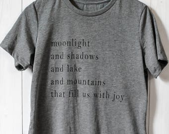 moonlight tee