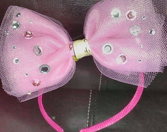 TuTu Hairbow for Little girls
