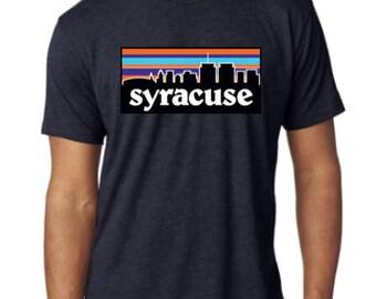 Syracuse Skyline T Shirt