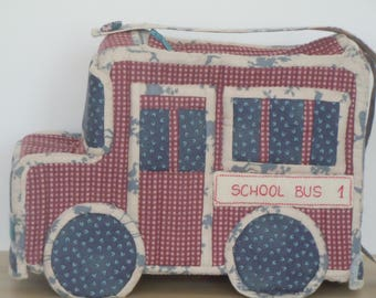 Unique personalized boys'handbag/cool boys'gift