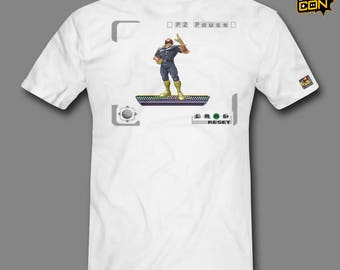 Captain Falcon (Long Sleeve, Short Sleeve, & Tank)
