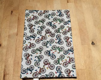 Bicycle Hardcover Blank Book, Unlined