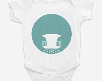 Baby One Piece Bodysuit - Infant Girl and Boy Onesie, Baby Clothing, Newborn Clothing, Kids Bodysuit, Cotton One Piece