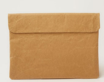 Natural Paper Macbook Sleeve