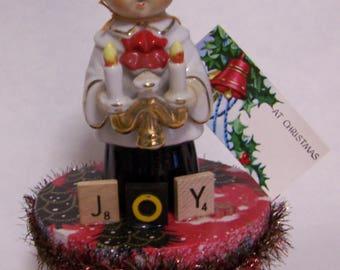 Christmas Vintage Choirboy Gift Box
