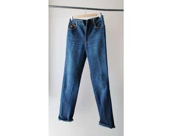 1970s Gloria Vanderbilt High Waist Jeans
