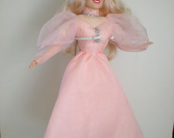 Glinda The Good Witch-Wizard Of Oz-Glinda Collector Doll-Vintage Doll-Collectible Doll