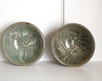 Vintage Studio Pottery Bowls