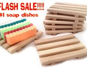 20 soap dish for 20 DOLLARS - FLASH SALE ! ! ! 1.00 dollar soap dishes
