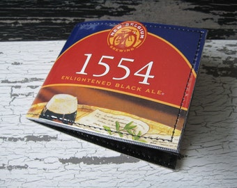New Belgium 1554 Beer Wallet