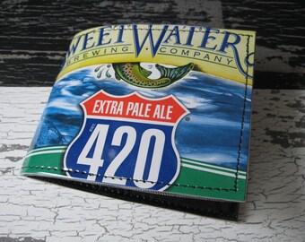 Sweet Water 420 Beer Wallet