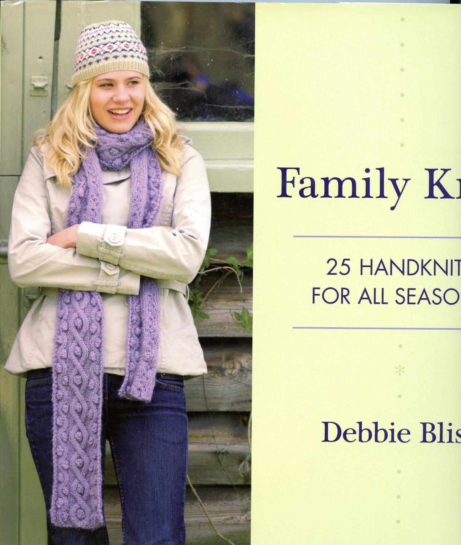 family knits debbie bliss knitting pattern book 25 designs men