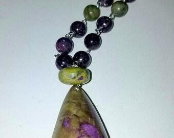 Stichtite Necklace
