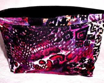 Women's Purse Insert, Handmade,  Medium Bag Organizer, Fabric Insert Organizer, Handbag Saver, Purse Insert Liner, Handmade Gift, Organizer