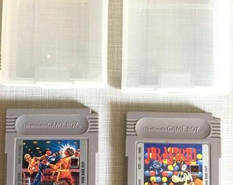 Lot of Two Vintage Gameboy Games