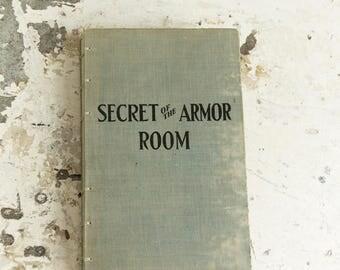1930 ARMOR ROOM Vintage Notebook Journal