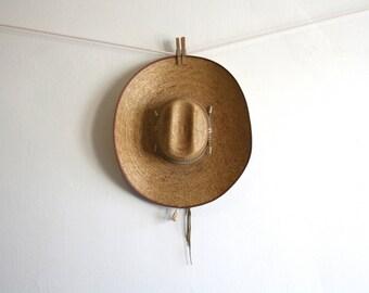 Pigalle Woven Sombrero Hat