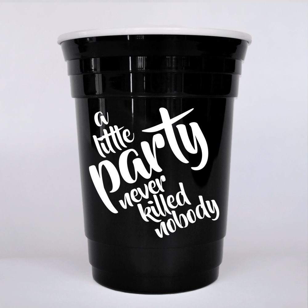Gatsby quote cup Great Gatsby party favor Gatsby wedding Book