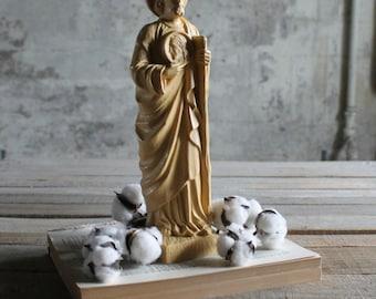 Vintage Religious Statue / Figurine