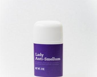 Lady Anti-Smellum - Lavender Deodorant, Aluminum-free