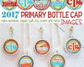 2017 PRIMARY Theme Bottle Cap Images, LDS, CTR, Choose the Right, Primary Gift Idea, 1 Inch Round Images, Inchie -Printable Instant Download
