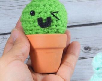 Amigurumi Mini Cacti