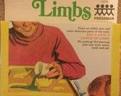 Vintage Luscious Limbs Toy by PRESSMAN