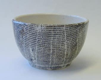 Binary Tears in Rain Lithographed Mug v2.0