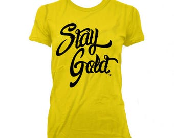 Stay Gold WOMEN'S T-shirt