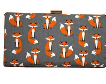Large FOX box clutch
