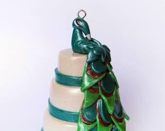 One Custom Cake Figurine or Ornament