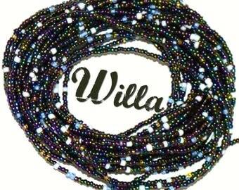 Willa ~ YourWaistBeads.com