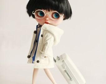 Pre-order - Missyo 2017 Winter & Spring - Wind Breaker for Blythe doll - White