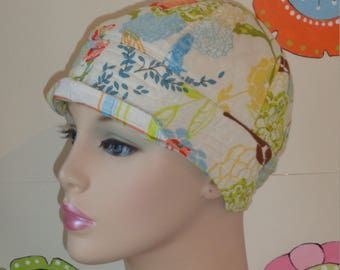 Women's Chemo Hats Caps for Hair Loss (For Size Guide, See 'Item Details' below photos) MEDIUM