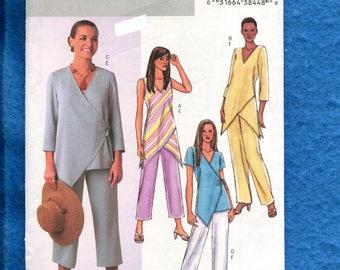 Butterick 4238 Modern Boho Chic Resort Wear Size 8..10..12 UNCUT