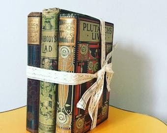 Bundle of 3x Vintage Books