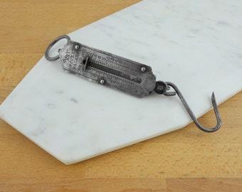 Vintage Pocket Balance   12 Kilo Portable Weight Scales   Krups German Made